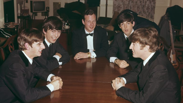 Meet Brian Epstein, the Man Who Discovered The Beatles