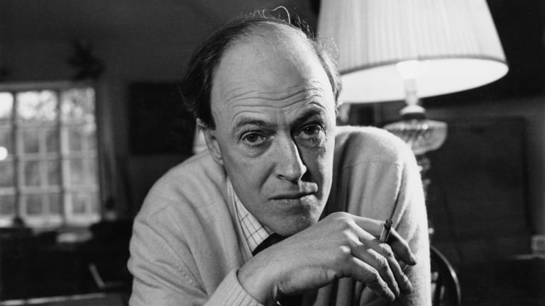 Roald Dahl's Eventful Life Before Becoming a Beloved Children's Book Author