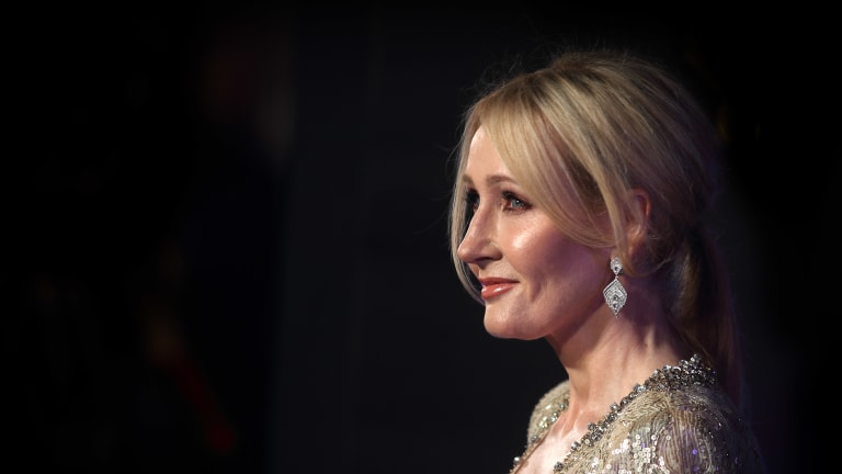 J.K. Rowling's Incredible Rags to Riches Story