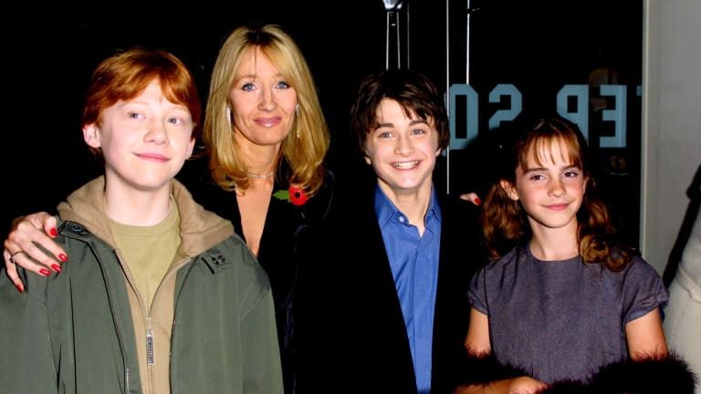 5 Little-Known Facts About How J.K. Rowling Brought Harry Potter to Life