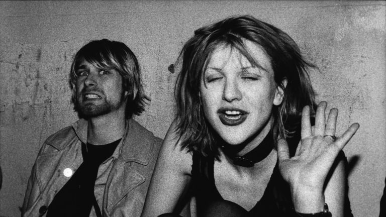 The Destructive Romance of Kurt Cobain and Courtney Love