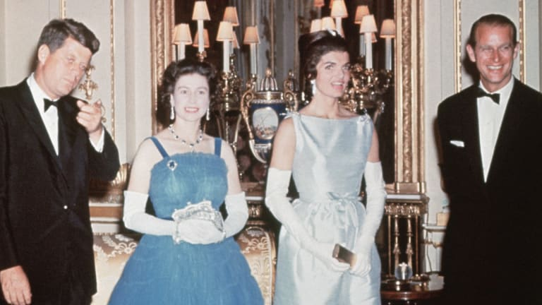 The Kennedys and The Windsors: The Parallels Between the Two Families