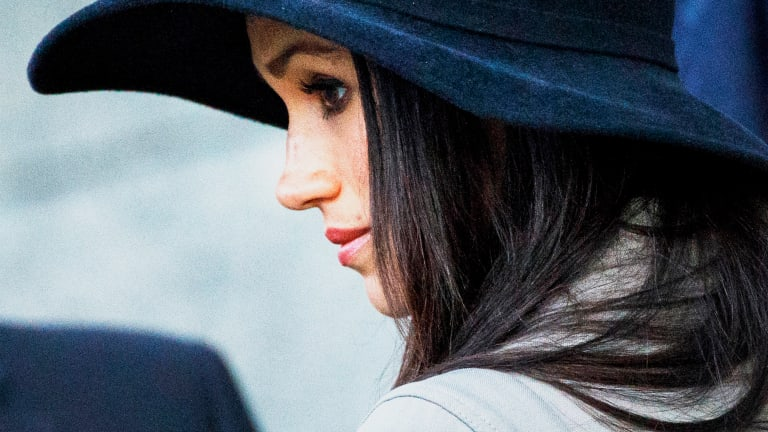 Meghan Markle's Complicated Relationship With Her Father