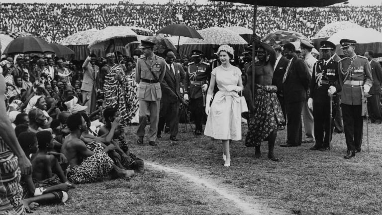 How Queen Elizabeth II's Controversial Trip to Ghana Changed the Future of the Commonwealth