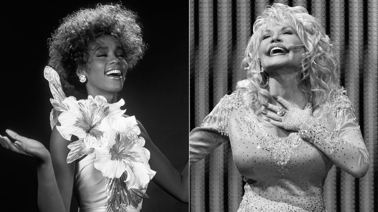 The Surprising Connection Between Whitney Houston and Dolly Parton