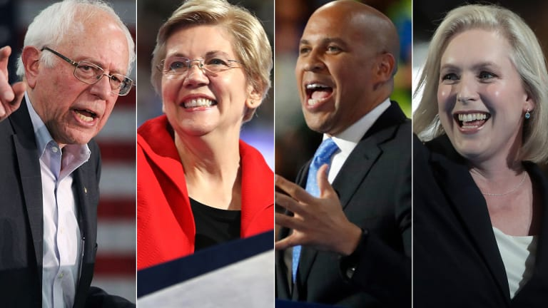 The Democratic Candidates Running For President in 2020