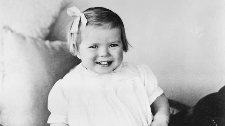 When They Were Young: Photos of Famous Icons as Children
