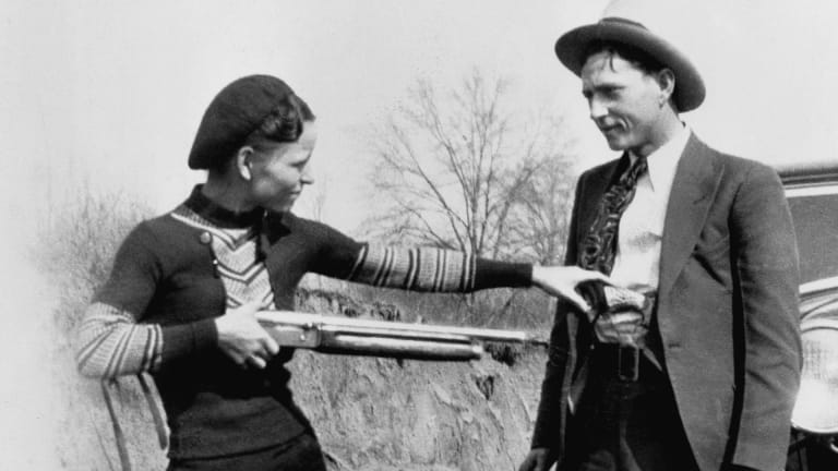 The Men Who Brought Down Bonnie and Clyde