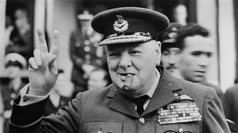 How Winston Churchill's Cigar Habit Defined Him