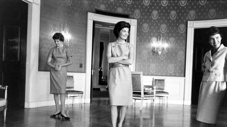 How Jacqueline Kennedy Transformed the White House and Left