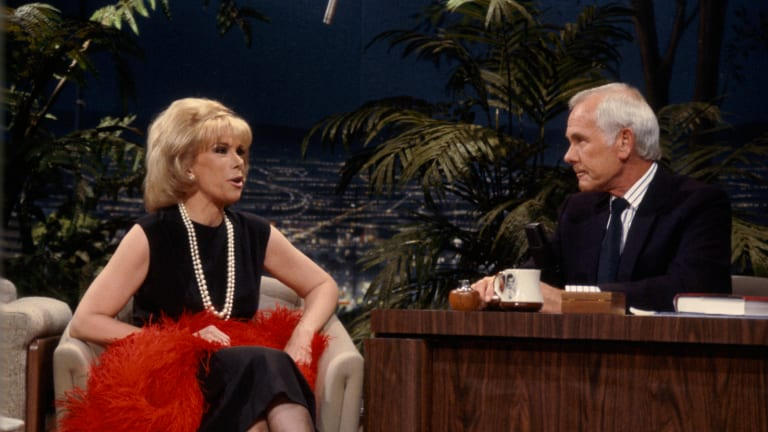 Inside Joan Rivers and Johnny Carson's Epic Falling Out