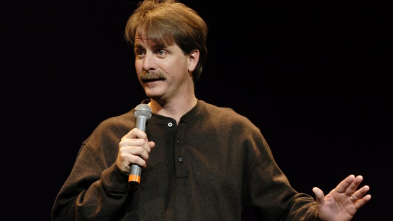 How Jeff Foxworthy's Upbringing Inspired His Comedy