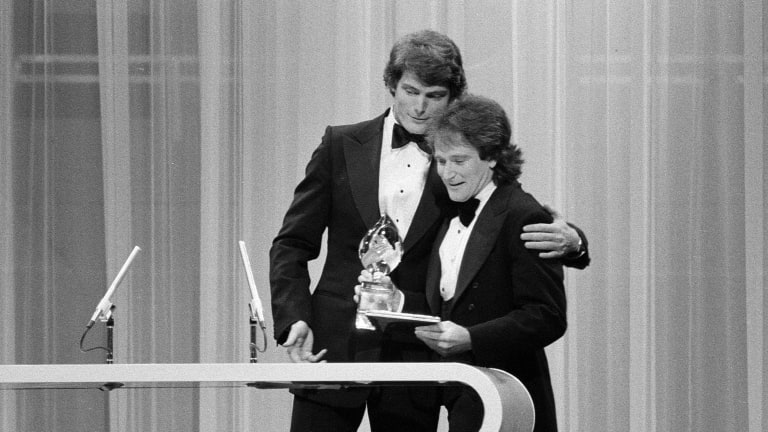 Robin Williams and Christopher Reeve's Devoted Friendship Began as Juilliard Roommates