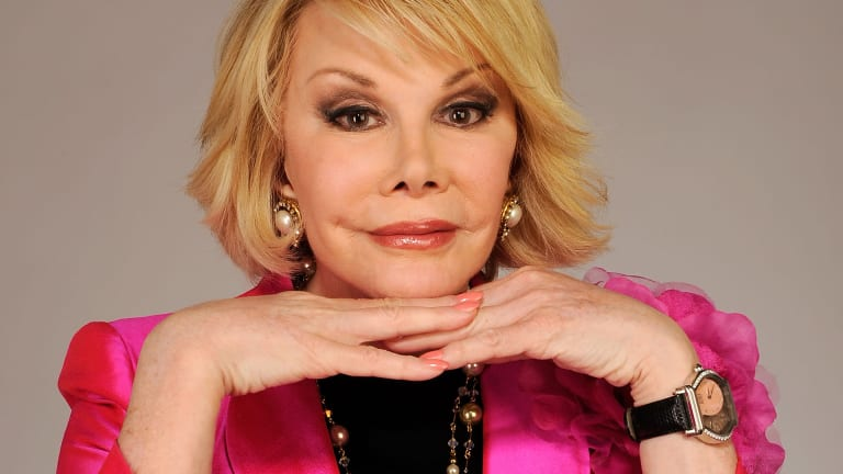 How Joan Rivers Bounced Back After Late-Night Rejected Her and Her Husband's Suicide