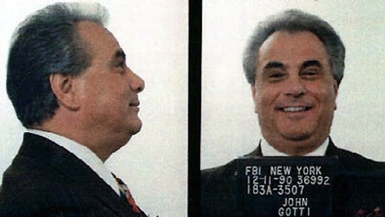 The Five Crime Families of New York City: Inside the Rise and Fall of the Mafia