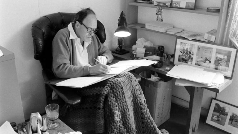 Roald Dahl Wrote 'Charlie and the Chocolate Factory' During the 'Most Difficult Years of His Life'