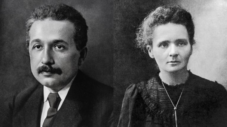 Albert Einstein Once Wrote Marie Curie a Letter Advising Her to Ignore the Critics