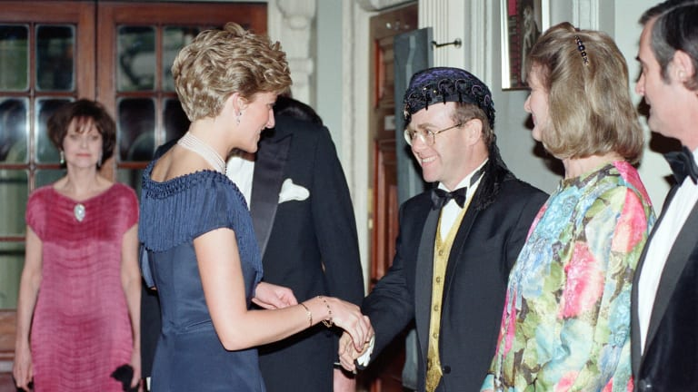 Inside Princess Diana and Elton John's Tight — but Often Complicated — Friendship