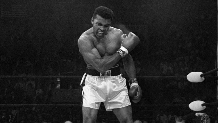 Muhammad Ali and Sonny Liston: The Controversial Fight Behind Their Iconic Boxing Photo