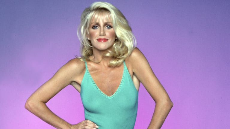 Suzanne Somers Was Fired From 'Three's Company' for Asking for Equal Pay