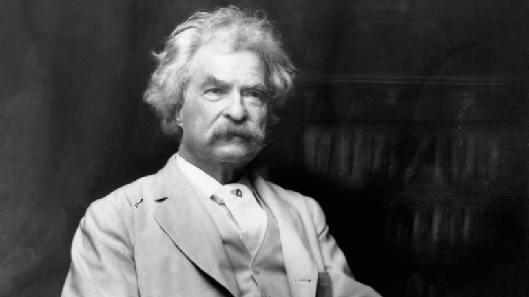 How Mark Twain's Childhood Influenced His Literary Works