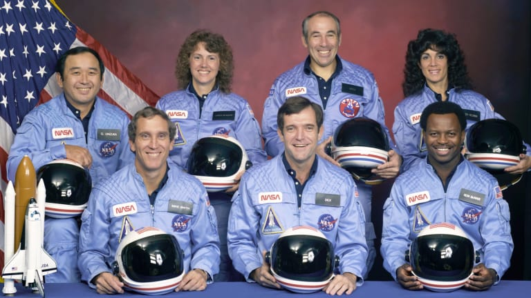 The Crew Members Who Died in the Challenger Disaster