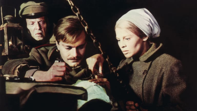 Inside the Making of 'Doctor Zhivago'