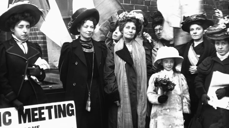 7 People Who Fought to Give Women the Right to Vote
