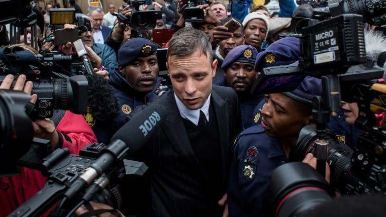 Oscar Pistorius: The Rise and Fall of the Olympian Turned Killer
