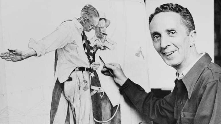 5 Stories Behind Norman Rockwell's Famous Paintings