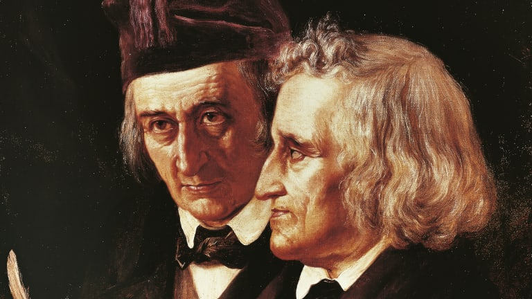 5 Facts About The Brothers Grimm