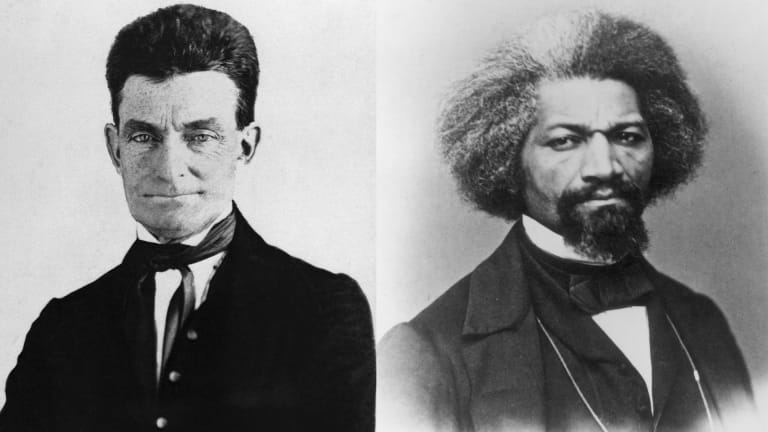 John Brown and Frederick Douglass Had a Complicated Friendship