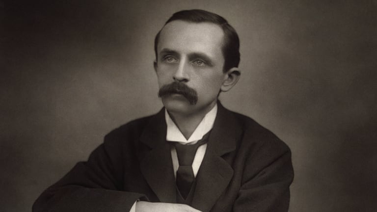 7 Facts About 'Peter Pan' Author J.M. Barrie