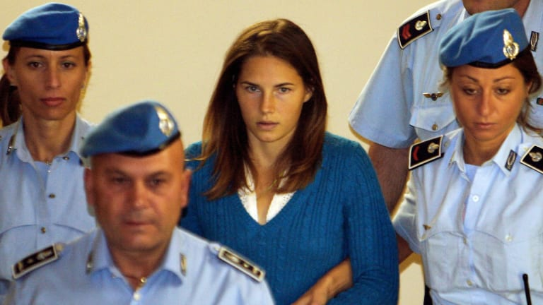 Amanda Knox: A Complete Timeline of Her Italian Murder Trial