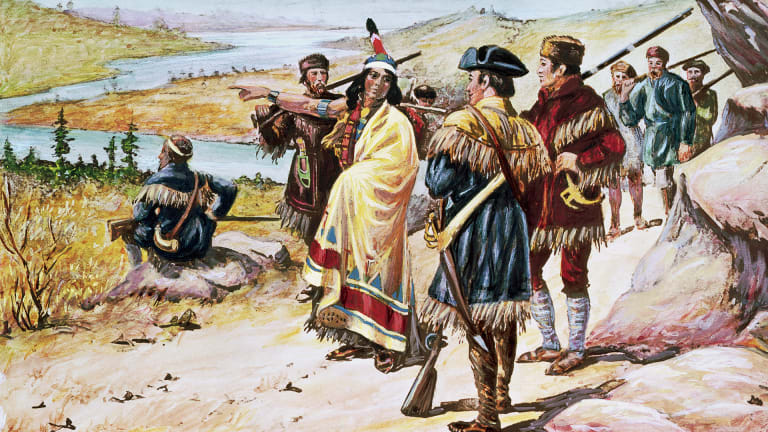 How Sacagawea Served as an Invaluable Aid to Lewis and Clark