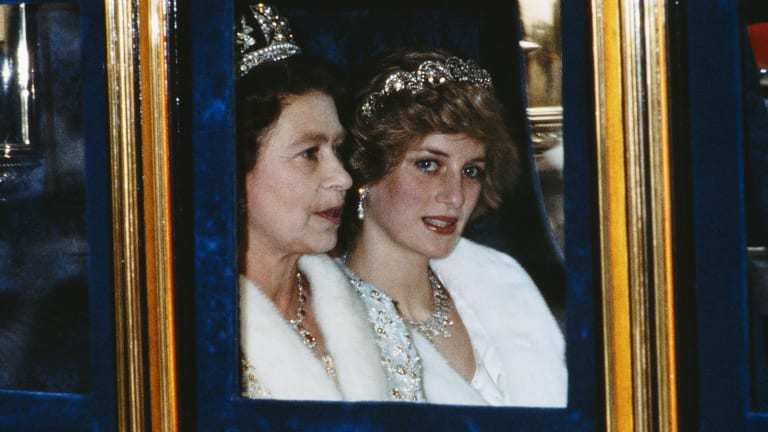 Princess Diana and Queen Elizabeth II: The Tumultuous Relationship Between the Royals