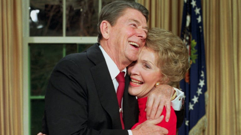 Ronald and Nancy Reagan's Timeless Love Story