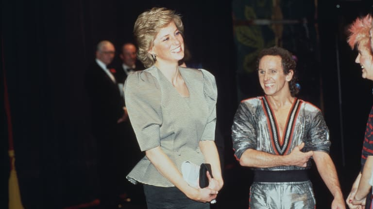 Princess Diana's Surprise Dance at the Royal Opera House