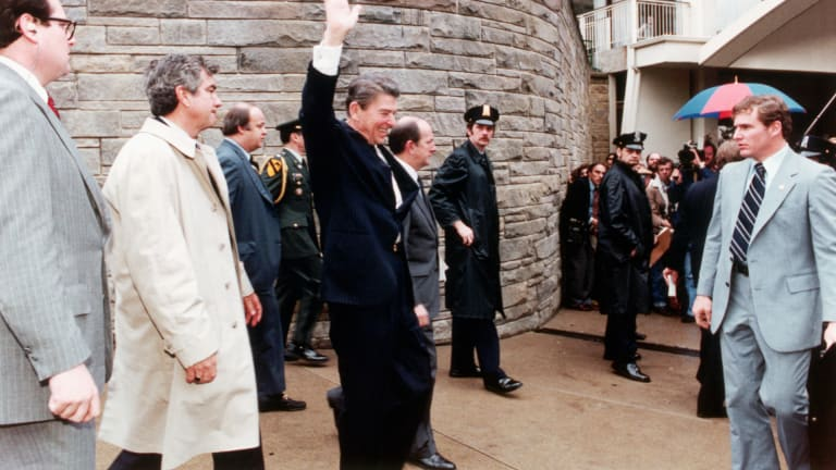 Ronald Reagan: Inside the Attempted Assassination of the 40th President