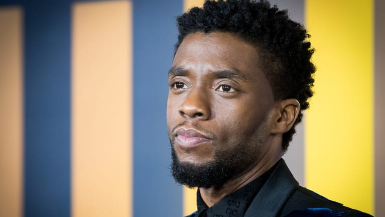 Chadwick Boseman's Private and Courageous Cancer Battle