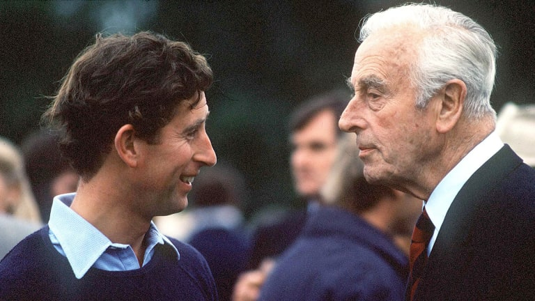 Prince Charles and Lord Mountbatten's Treasured Relationship