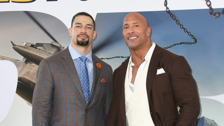 Dwayne 'The Rock' Johnson and His Impressive Wrestling Family Tree