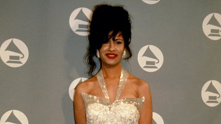 Selena Quintanilla's Whirlwind Love Story With Husband Chris Pérez