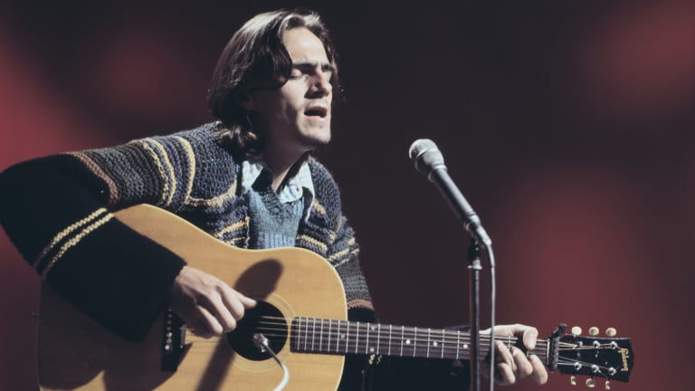 James Taylor Wrote One of His Biggest Hits While in Rehab