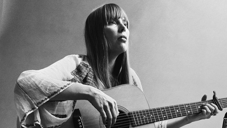 Joni Mitchell: The Heartbreak and Vulnerability Behind Her Iconic 'Blue' Album