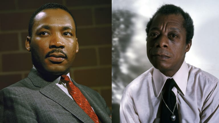 Martin Luther King Jr. and James Baldwin's Complicated Relationship