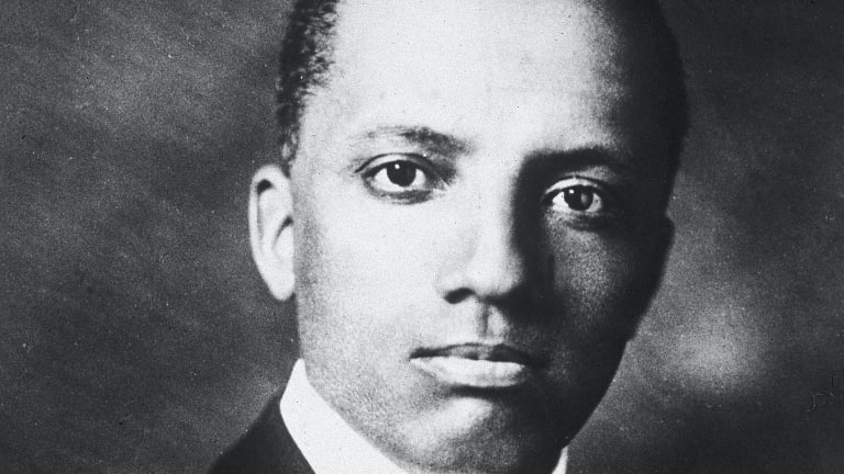 How Carter G. Woodson's Life's Work Fueled the Creation of Black History Month