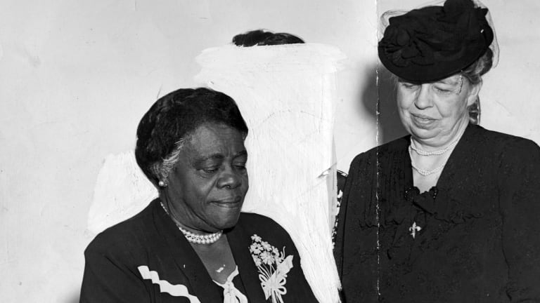 The Unlikely Friendship of Eleanor Roosevelt and Mary McLeod Bethune