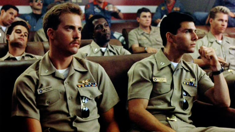 'Top Gun' Cast: Where Are They Now?
