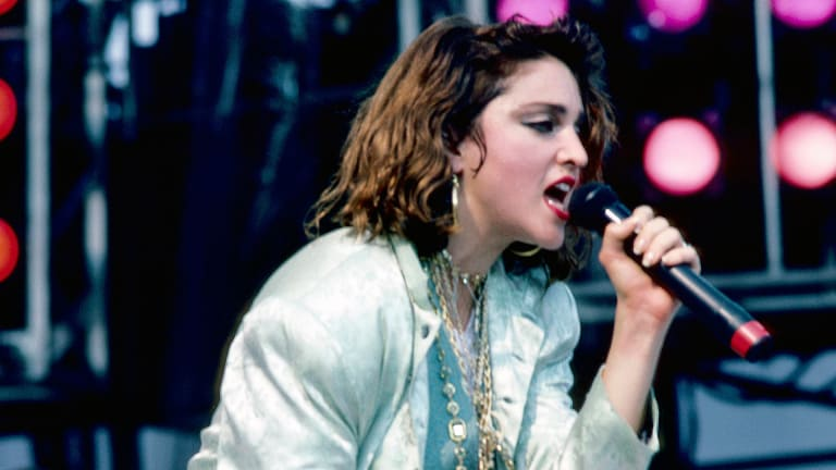 "5 Things You May Not Know About Madonna's First Hit Ballad, ""Crazy For You"""